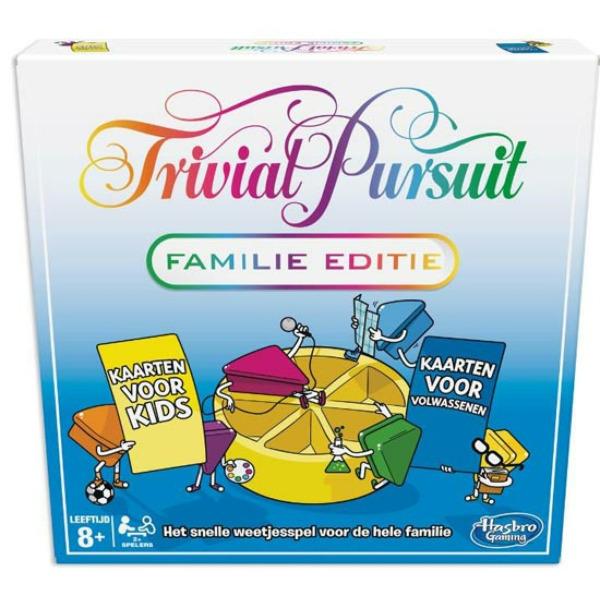 Trivial Pursuit Familie Lotana